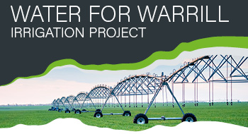 Water for Warrill Irrigation Project