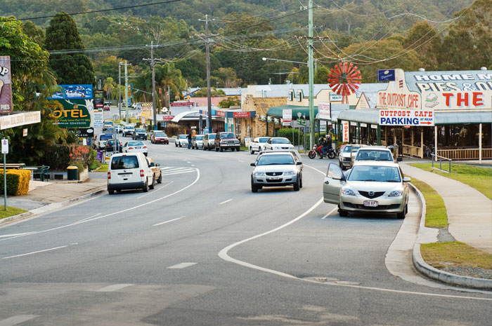 Canungra, Queensland