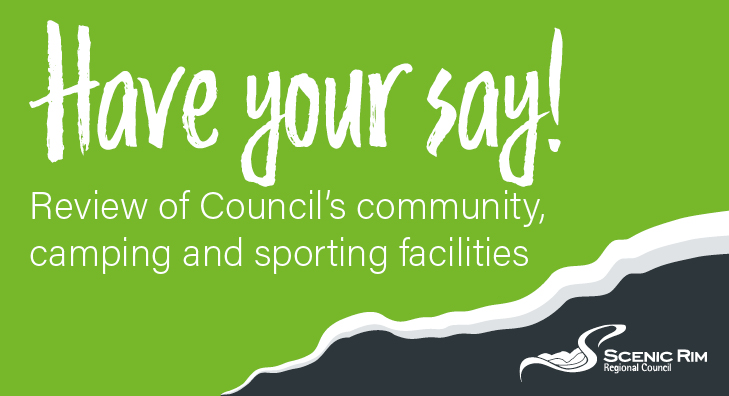Have your say on Council's community, camping and sporting facilities