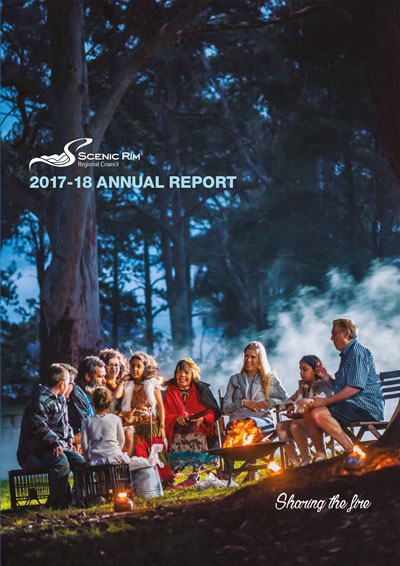 Annual report 17 18 cover