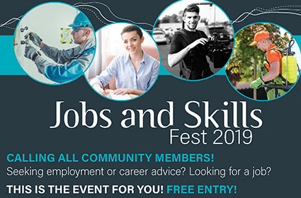 Jobs and skills fest web