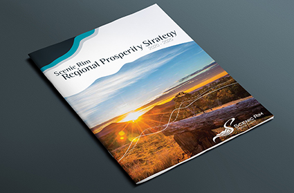 Regional Prosperity Strategy Cover