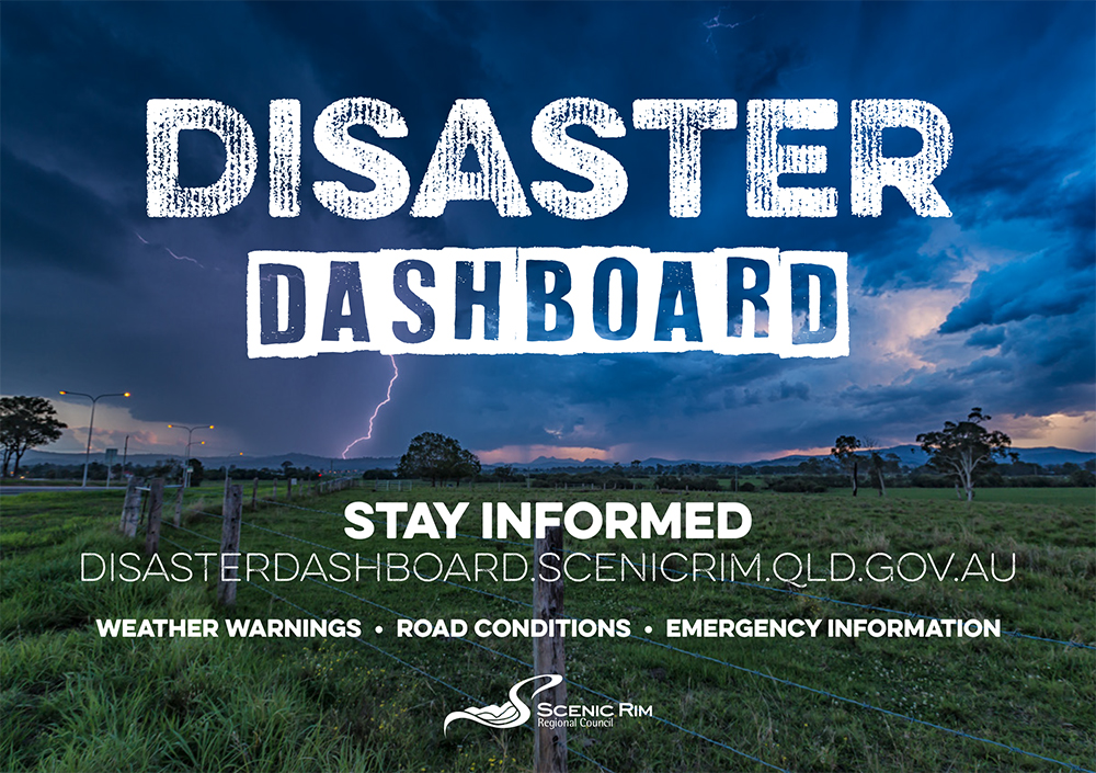 Disaster dashboard